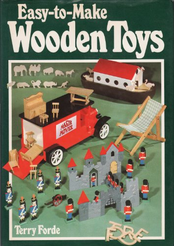 9780715386132: Easy-to-make Wooden Toys