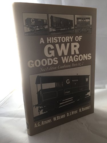 9780715387252: History of Great Western Railway Goods Wagons: v. 1 & 2