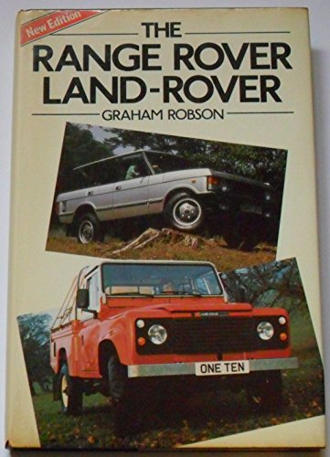 9780715387863: The Range Rover/Land-Rover
