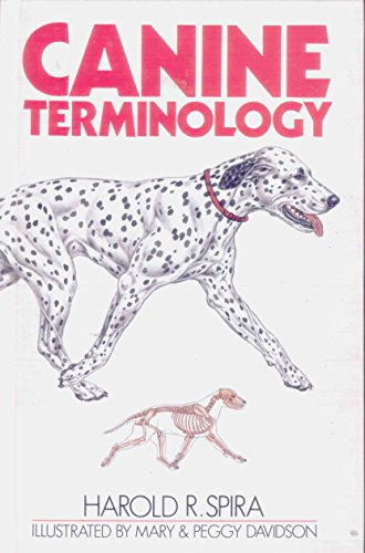 9780715388778: Canine Terminology