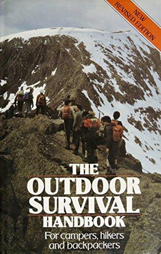 9780715388792: The Outdoor Survival Handbook