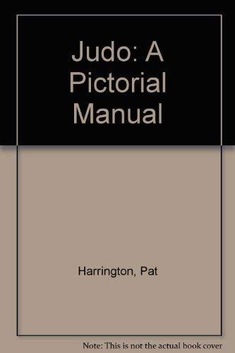 9780715389843: Judo: A Pictorial Manual