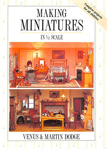 9780715391068: Making Miniatures In 1/12 Scale