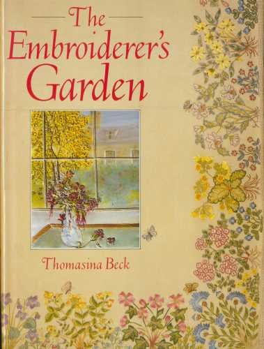 9780715391174: The Embroiderer's Garden (A David & Charles Craft Book)