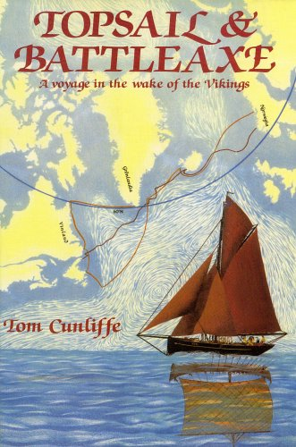 9780715391235: Topsail and Battleaxe: A Voyage in the Wake of the Vikings