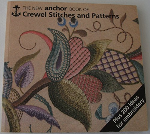 9780715391853: Anchor Book of Crewel Embroidery Stitches