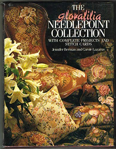 9780715391891: Glorafilia Needlepoint Collection (A David & Charles craft book)