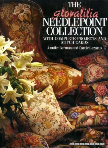 9780715391891: The Glorafilia needlepoint collection: With complete projects and stitch cards