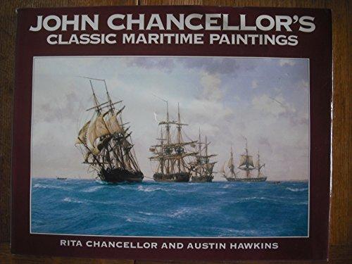 John Chancellor's Classic Maritime Paintings: Austin Hawkins; Rita