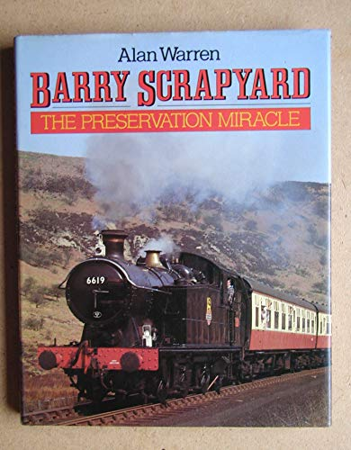 9780715392096: Barry Scrapyard: The Preservation Miracle