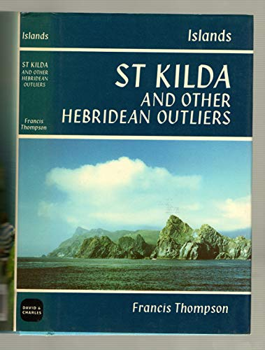 9780715392140: St Kilda and Other Hebridean Outliers (Islands)