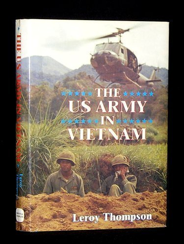 9780715392195: The US Army in Vietnam
