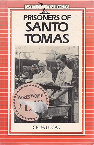9780715392430: PRISONERS OF SANTO TOMAS (BATTLE STANDARDS)