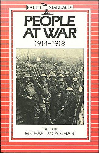 9780715392447: People at War 1914-18 (Battle standards)