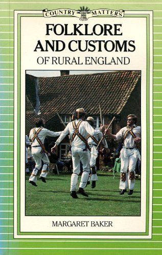 9780715392492: Folklore and Customs of Rural England (Country Matters)