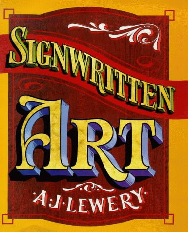 9780715392737: Signwritten Art