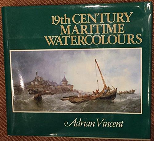 9780715392782: 19th Century Maritime Watercolours