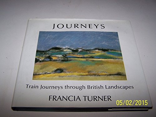 9780715393222: Journeys: Train Journeys Through British Landscape