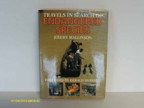 Travels in Search of Endangered Species: Jeremy Mallinson, Gerald