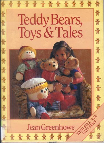 9780715393673: Teddy Bears, Toys and Tales