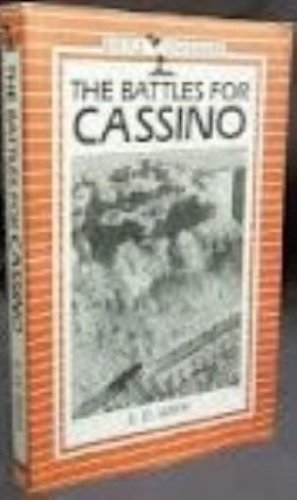 9780715394212: The Battles for Cassino (A David & Charles military book)