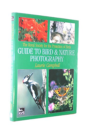 9780715394700: Royal Society for the Protection of Birds Guide to Bird and Nature Photography