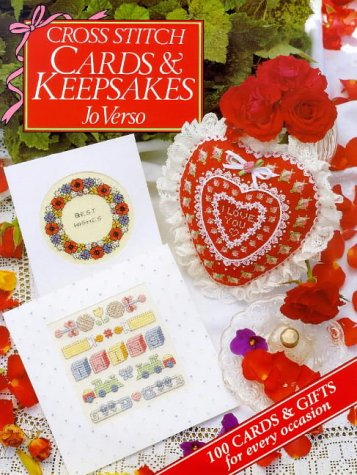 Cross Stitch Cards & Keepsakes