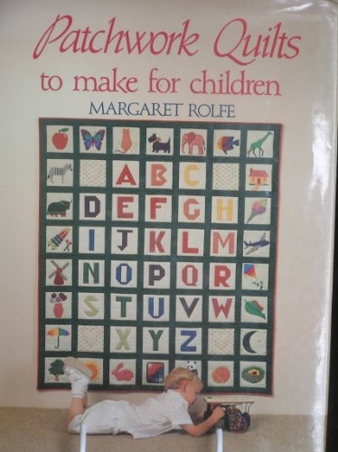 9780715397763: Patchwork Quilts to Make for Children