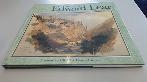 The Painter, Edward Lear