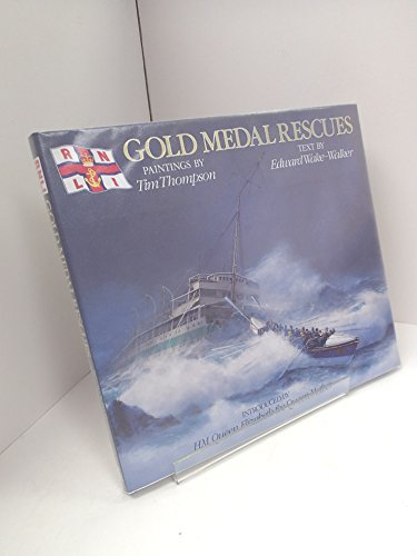 RNLI Gold Medal Rescues - Paintings By Tim Thompson
