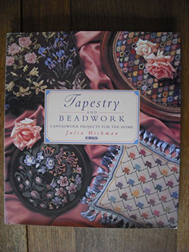 9780715399606: Tapestry and Beadwork: Canvaswork Projects for the Home