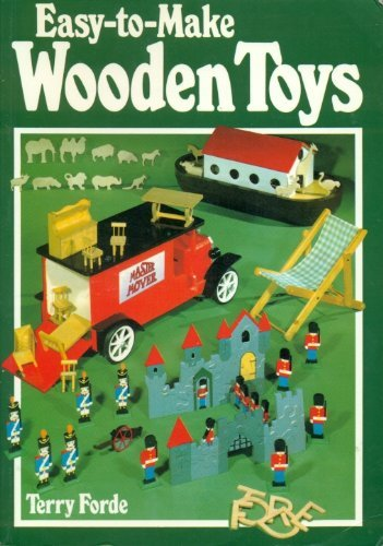 9780715399675: Easy-To-Make Wooden Toys