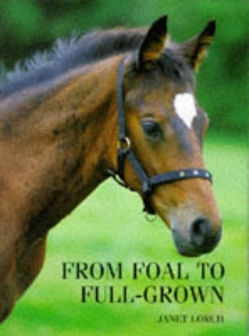 From Foal to Full-Grown: Lorch, Janet