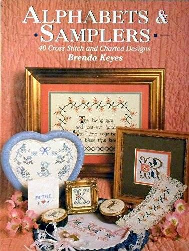 9780715399835: Alphabets & Samplers: 40 Cross Stitch and Charted Designs