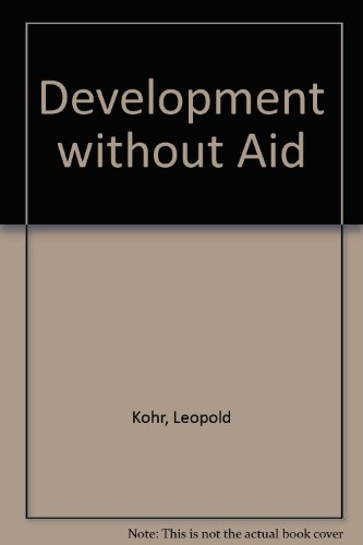 9780715400449: Development without Aid