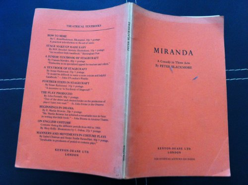 Miranda: Peter Blackmore