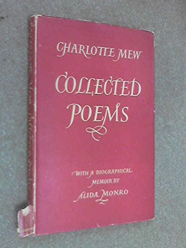 Collected Poems (0715600664) by MEW, Charlotte