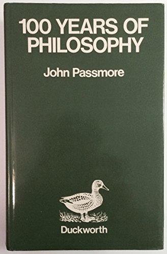 9780715601761: A Hundred Years of Philosophy