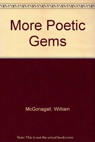 9780715602201: More Poetic Gems