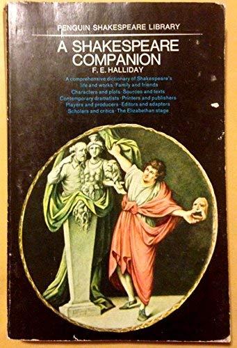 9780715603093: Shakespeare Companion, 1564-1964, A