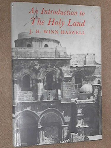 9780715604472: Introduction to the Holy Land