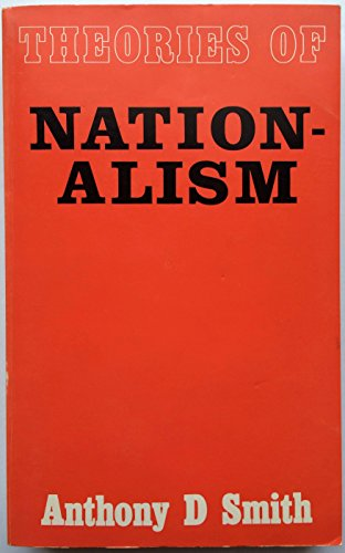 9780715605554: Theories of Nationalism