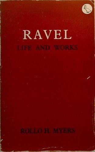 9780715605660: Ravel: Life & Works