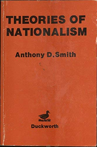 9780715605844: Theories of Nationalism