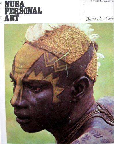 9780715605943: Nuba Personal Art (Art & Society)