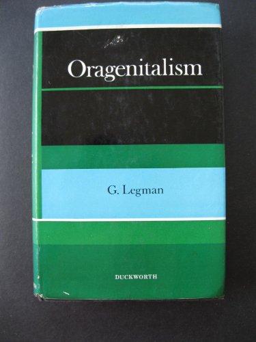 9780715606155: Oragenitalism