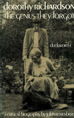 9780715606551: Dorothy Richardson: The Genius They Forgot