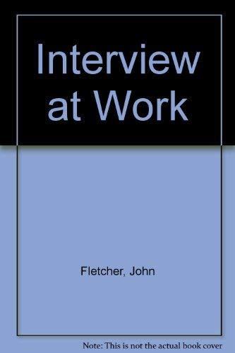 Interview at Work: John Fletcher