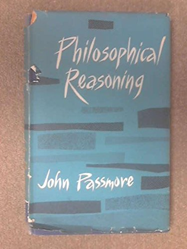 9780715607336: Philosophical Reasoning.