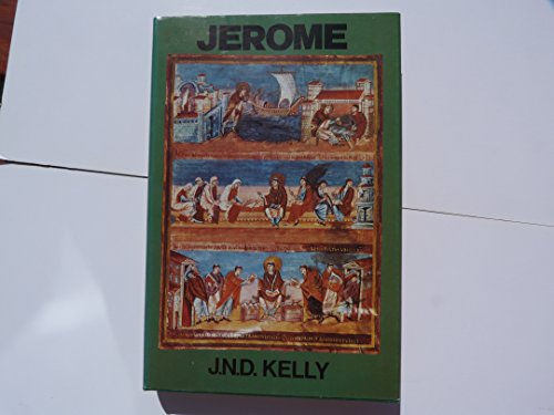 9780715608005: 'JEROME: HIS LIFE, WRITINGS AND CONTROVERSIES'